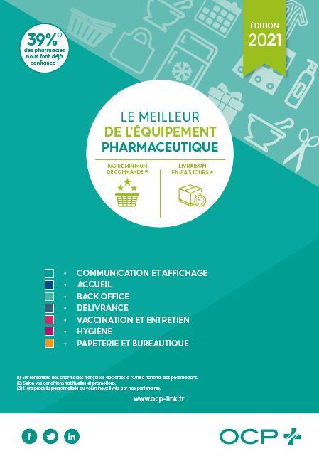 catalogue OCP Equipement